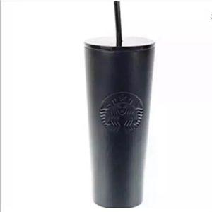 Starbucks black matte tumbler 2019 Fall